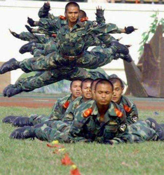 Армия китая смешные картинки, пока